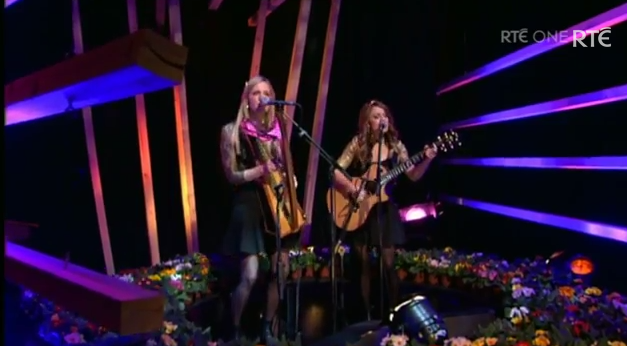 The Saturday Show RTE Performance